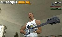 Rifle Sniper do HALO 3 para GTA San Andreas