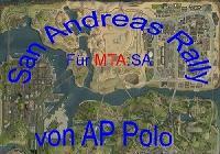 San Andreas Rally para MTASA
