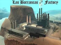 Las Barrancas Factory