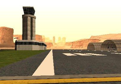 New Country Airport