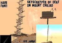 SkyScrayper of Deat
