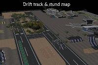 Drift Track & Stunt Map