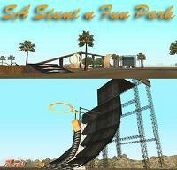 SA Stunt n Fun Park p
