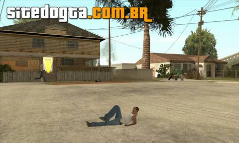 Animations Mod para GTA San Andreas