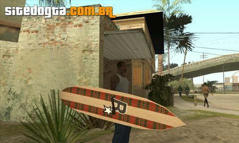 Mod de Surf para GTA San Andreas