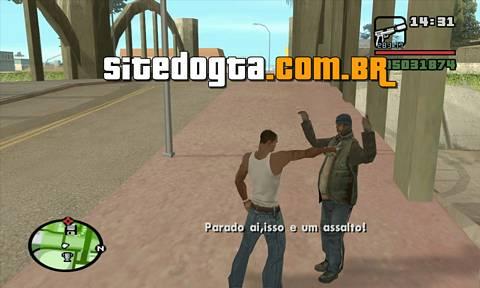 Mod de assalto para GTA San Andreas