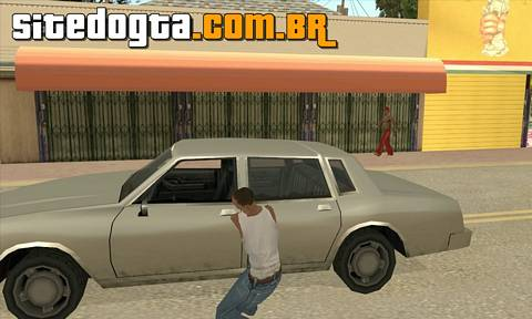 Mod do alarme para GTA San Andreas
