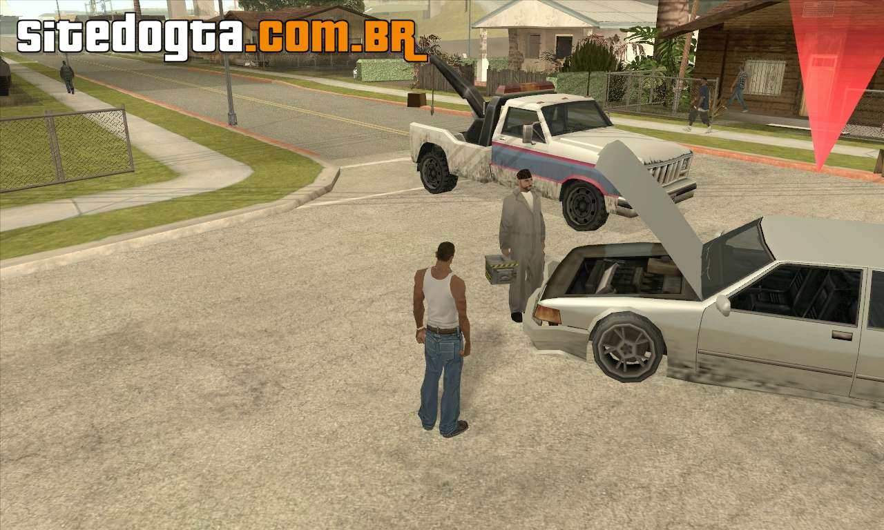Mods Cleo para GTA San Andreas<? include (
