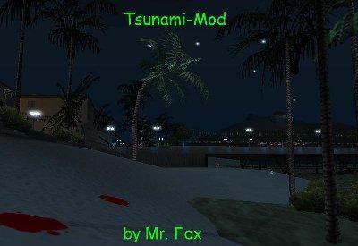 Mod de Tsunami para GTA San Andreas
