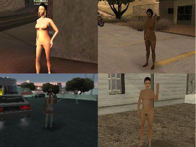 Gta San Andreas Nude Patch
