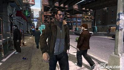 Niko Bellic GTA IV