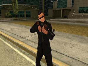 Wu Zi Mu do GTA San Andreas