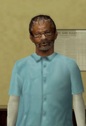 Old Reece do GTA San Andreas