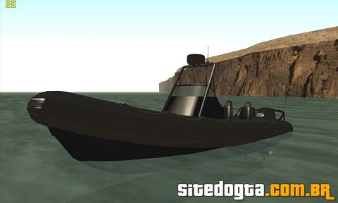 Dinghy do GTA IV