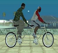 Duble classic Mountain Bike para GTA San Andreas