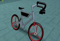 Wind Solar Mountain Bike para GTA San Andreas