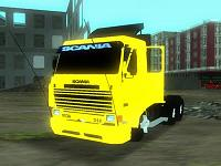 Scania 113H Frontal para GTA San Andreas