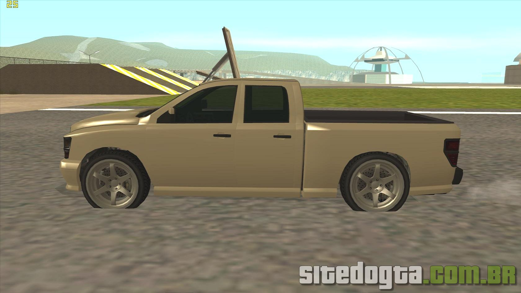 Bravado Bison Gta 5 Carros do GTA V para GTA San
