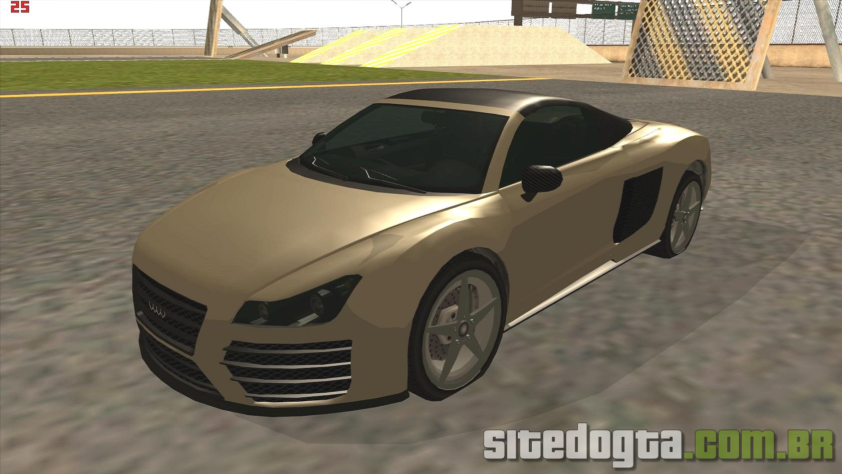 Obey 9f Cabrio do GTA V para GTA San Andreas | Site do GTA