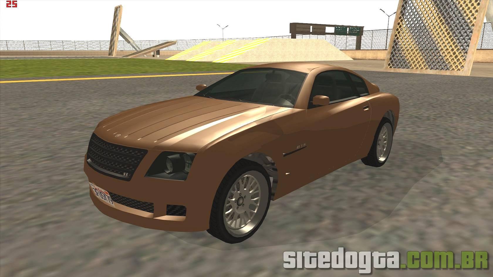 Schyster Fusilade do GTA V para GTA San AndreasGta 5 Schyster Fusilade