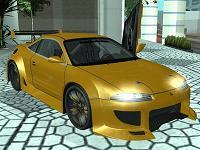Mitsubishi Eclipse GS-T 1999