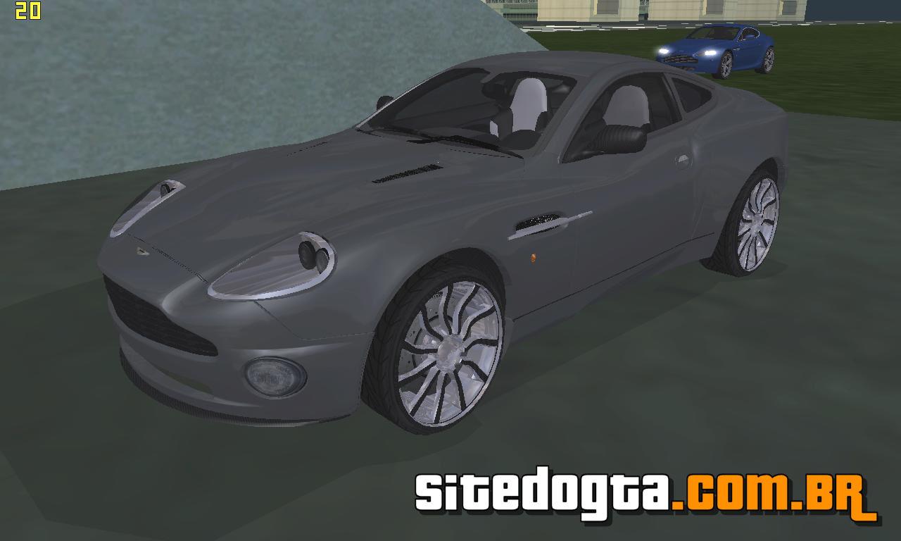 Index Of Imagens Veiculos Carros Importados Aston Martin Aston Martin Vanquish Custom Edition