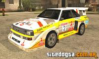 Audi Quattro S1 'Group B' para GTA San Andreas