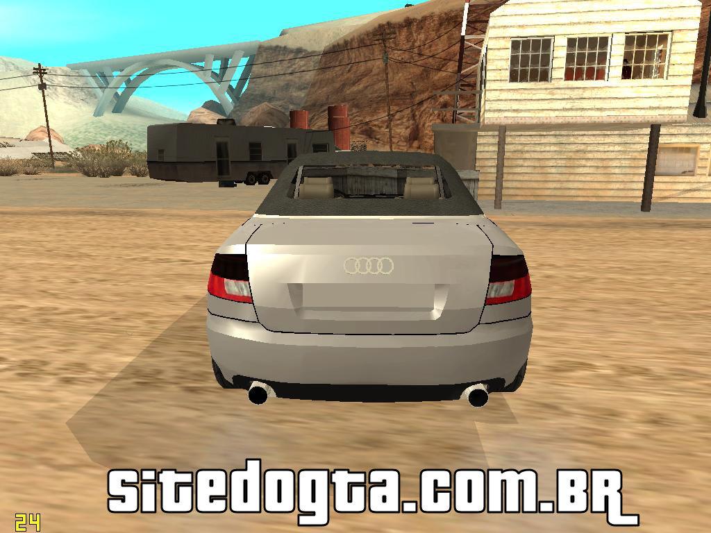 Audi A4 Cabriolet - Carros