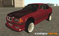 BMW 320i Street Drift Edition para GTA San Andreas