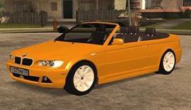BMW 325ci 2003 conversível para GTA San Andreas