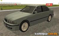 BMW 530D (E39) Sedan para GTA San Andreas