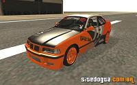 BMW Alpina B8 Wide Body para GTA San Andreas
