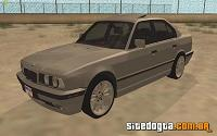 BMW 540i (E34) Tunable para GTA San Andreas