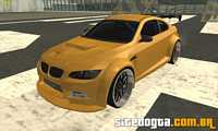 BMW M3 (E92) Tuned GTA San Andreas