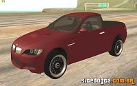 BMW M3 (E90) Pick-up para GTA San Andreas