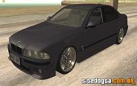 BMW M5 (E39) Sedan para GTA San Andreas