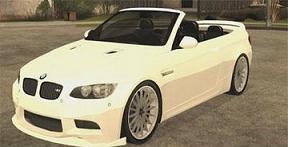 BMW M3 2008 Convertible