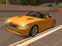 BMW Z4 Roadster - 2006 para GTA San Andreas