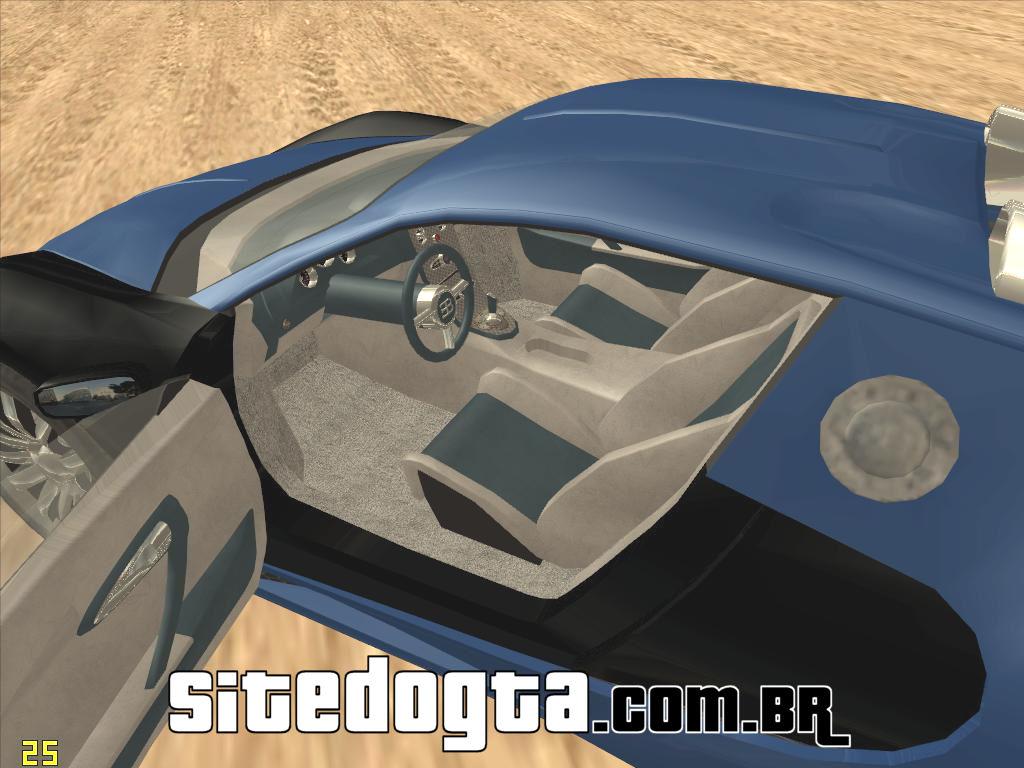 bugatti veyron para gta san andreas site do gta. Black Bedroom Furniture Sets. Home Design Ideas