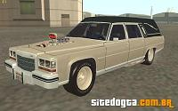 Fleetwood Hearse 1985 Tuned  para GTA San Andreas