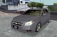 Chevrolet Epic 2007 pata GTA San Andreas