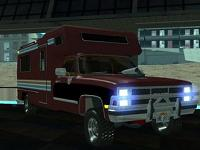 Chevrolet GMC Journey pata GTA San Andreas