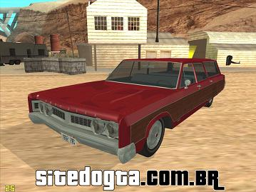 Chrysler TownCountry para GTA San Andreas