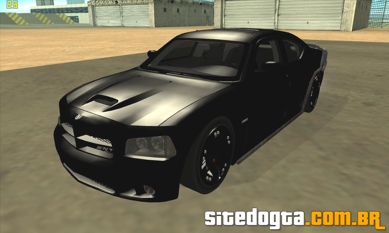 Dodge Charger Srt 8 2006 Velozes E Furiosos 5 Para Gta