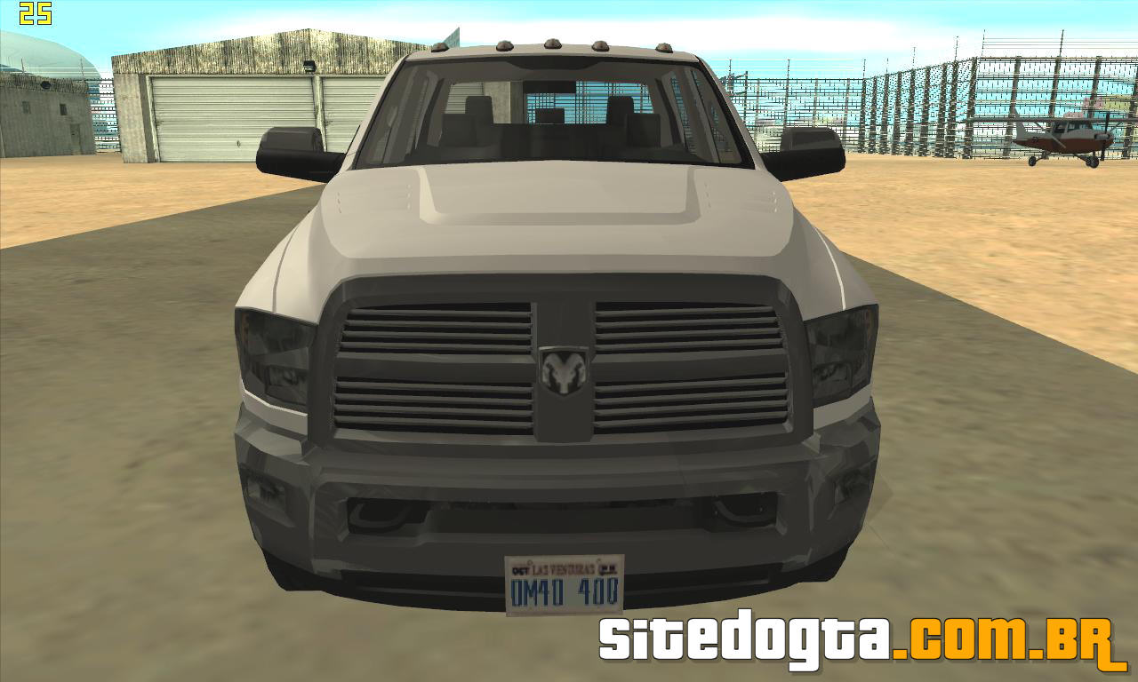 Dodge Ram 3500 Laramie 2010 Para Gta San Andreas Site Do Gta