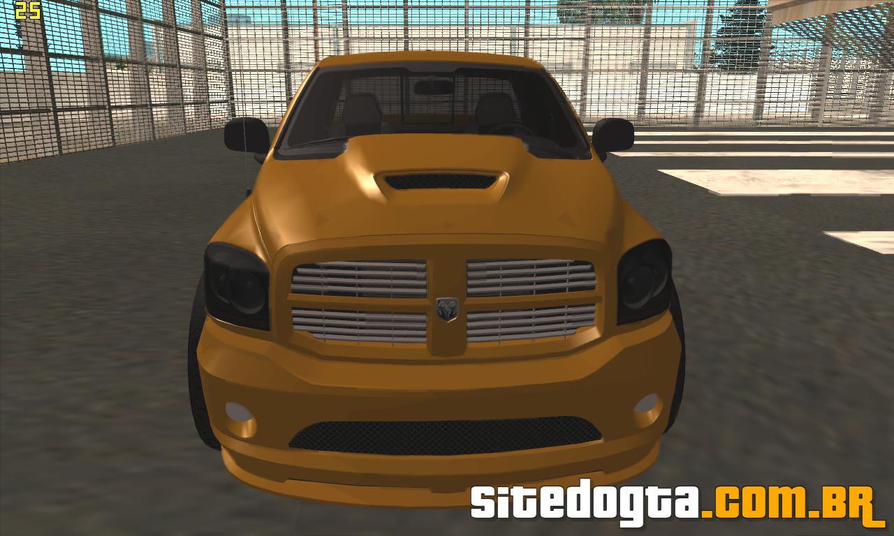 Dodge Ram Rumble Bee para GTA San Andreas | Site do GTA