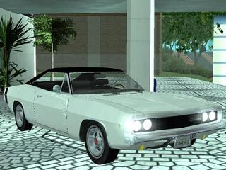 Dodge Charger RT 1968 para GTA San Andreas