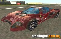 Ferrari P7 Crystal Lake para GTA San Andreas