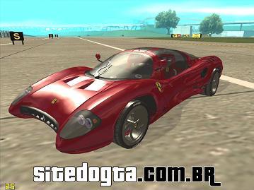 Ferrari P7