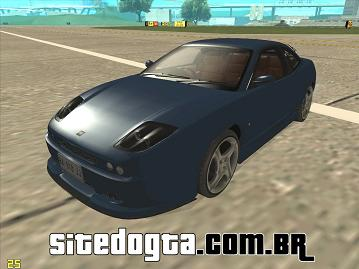 FIAT Coupè T20 Tuned para GTA San Andreas